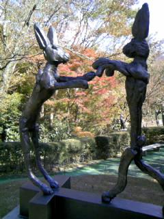 箱根へ行ってきました